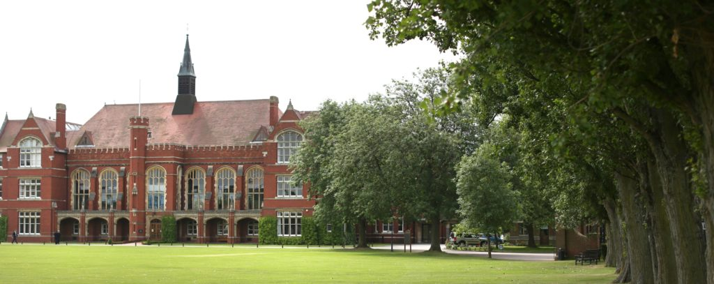 Boarding School for Boys - Bedford School