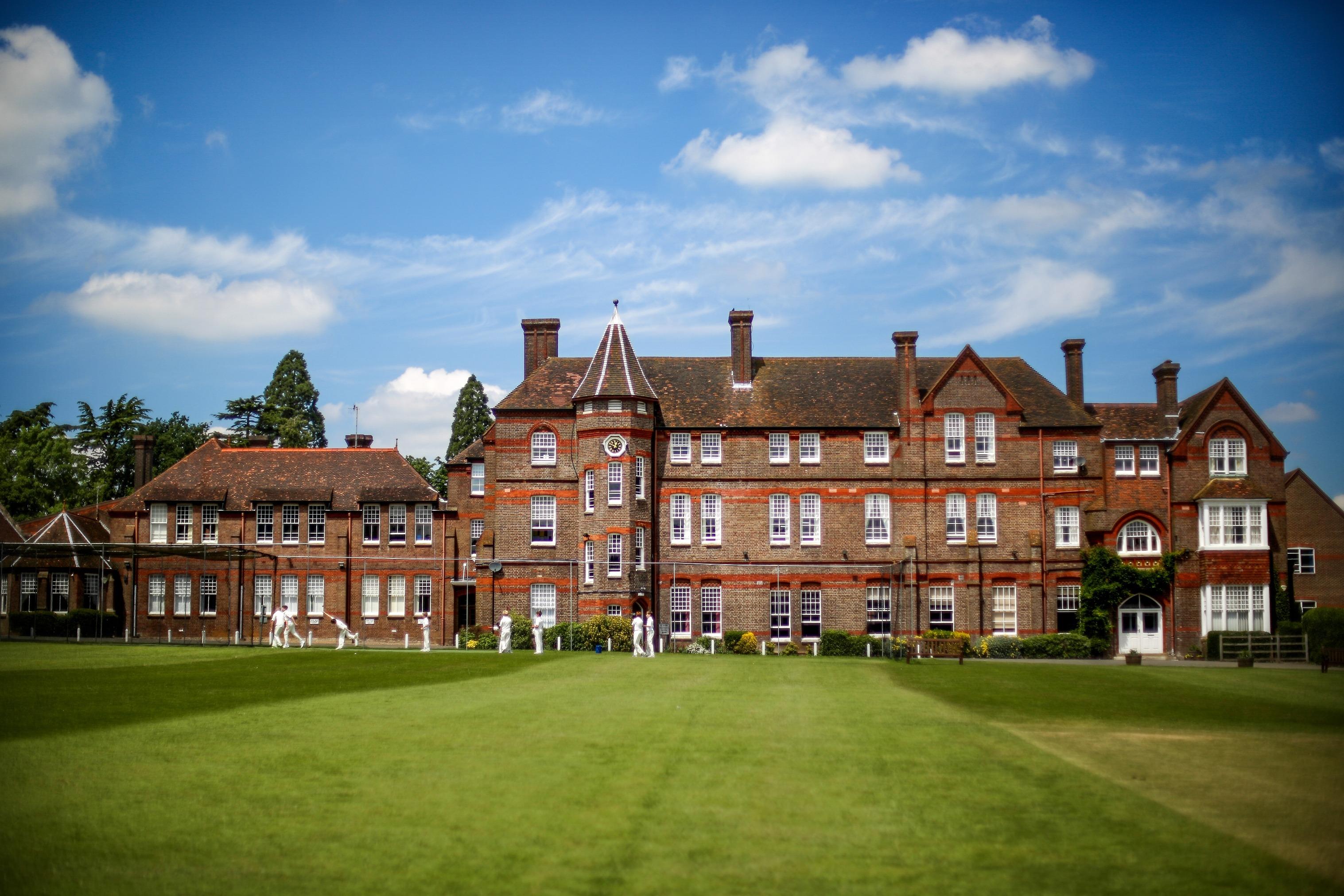 Boarding School for Boys - Lockers Park School